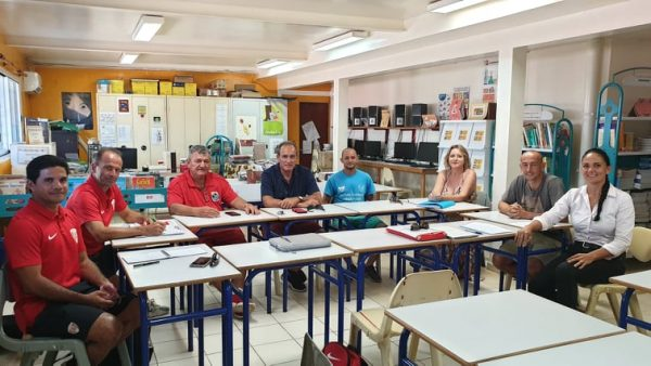 RESTRUCTURATION DE LA SECTION SPORTIVE SCOLAIRE FOOTBALL