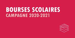 BOURSES DU SECONDAIRE ANNÉE 2020-2021