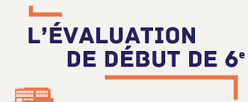 EVALUATION EN DEBUT DE 6ème